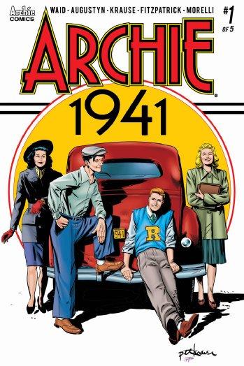 Portada Archie 1941