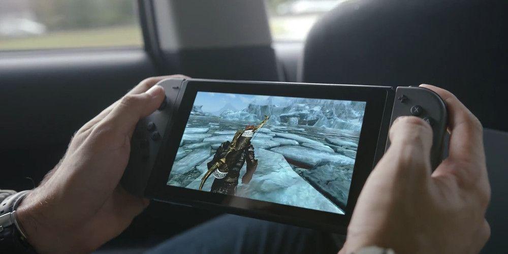 Nintendo Switch portátil