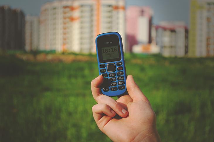 ¿Usas smartphone o featurephone?