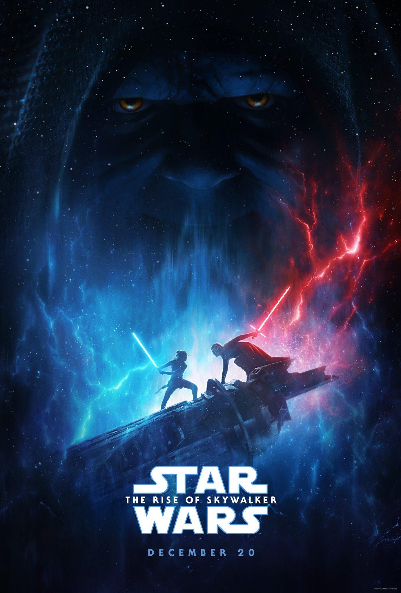 Star Wars: El Ascenso de Skywalker en las mejores presentaciones de D23 2019