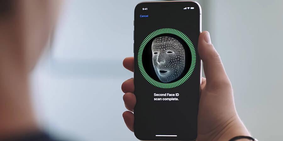 El reconocimiento facial o Face ID es tendencia en los nuevos smartphones 2020.