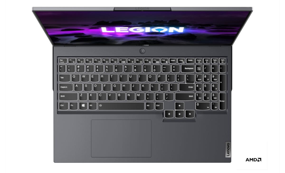 Lenovo Legion 5 Pro de 16 pulgadas con AMD Ryzen 5000