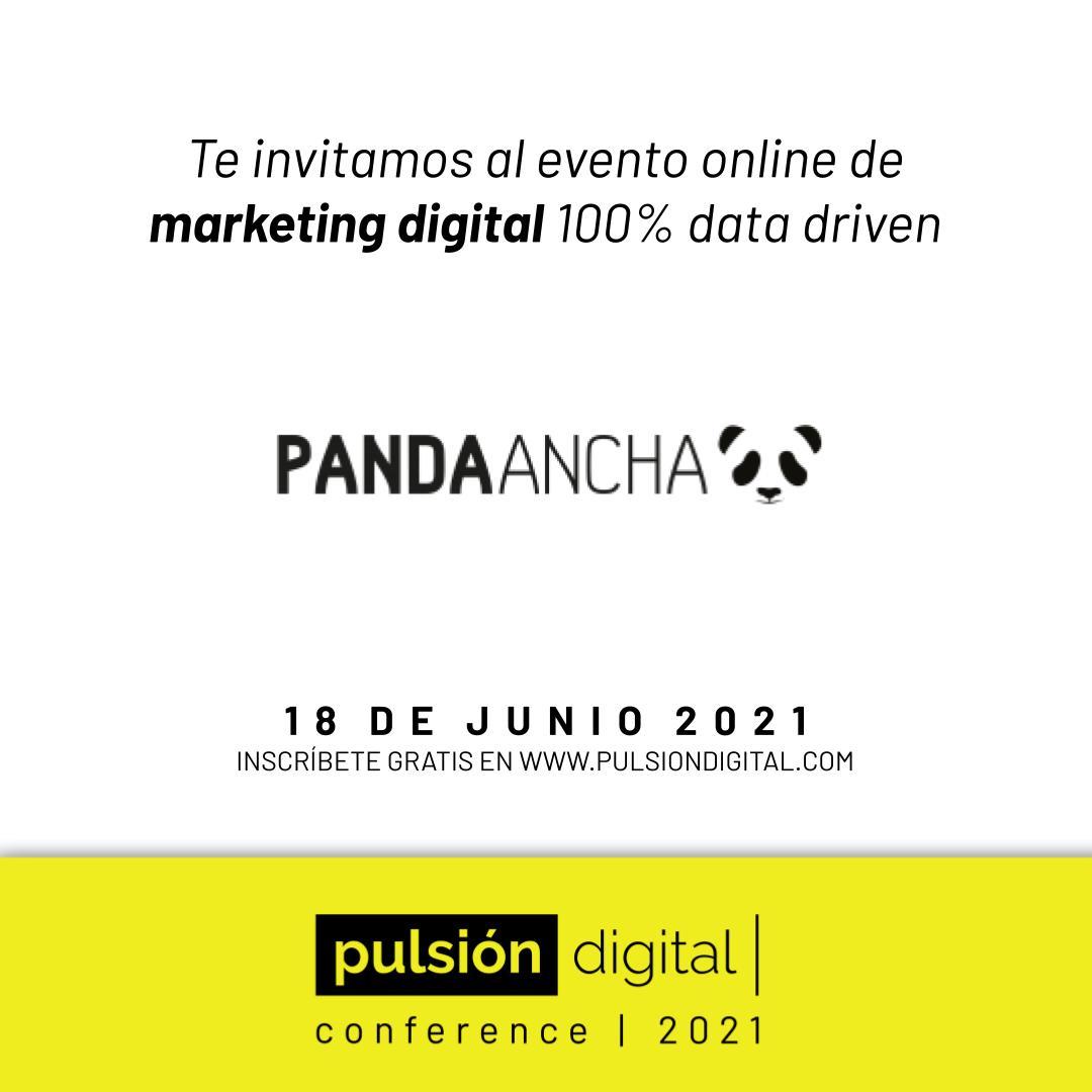 Pulsión Digital Conference 2021: horarios | PandaAncha.mx