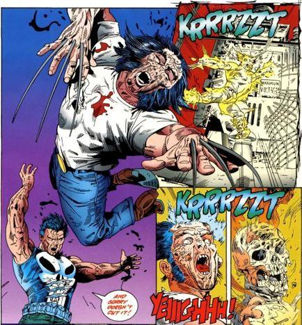Wolverine muere electrocutado