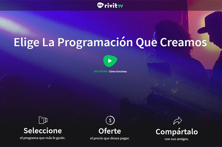 ¿Qué es Rivit TV? Conoce una nueva plataforma de streaming