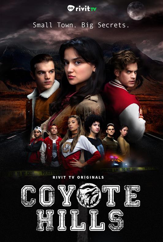 Series en Rivit TV: Coyote Hills