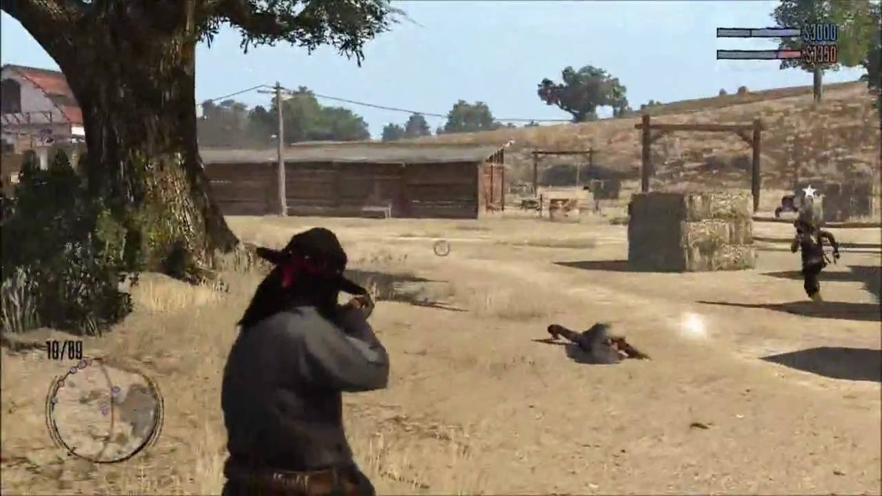 Gana recompensas para Red Dead Redemption