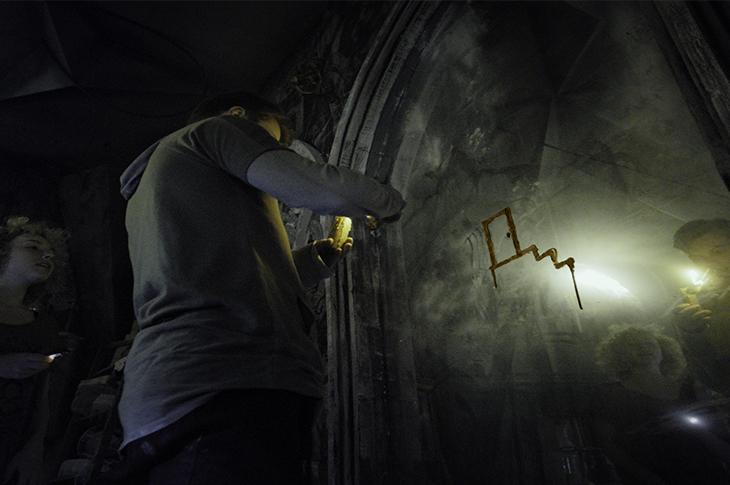 Captura de la película Reflejos Siniestros