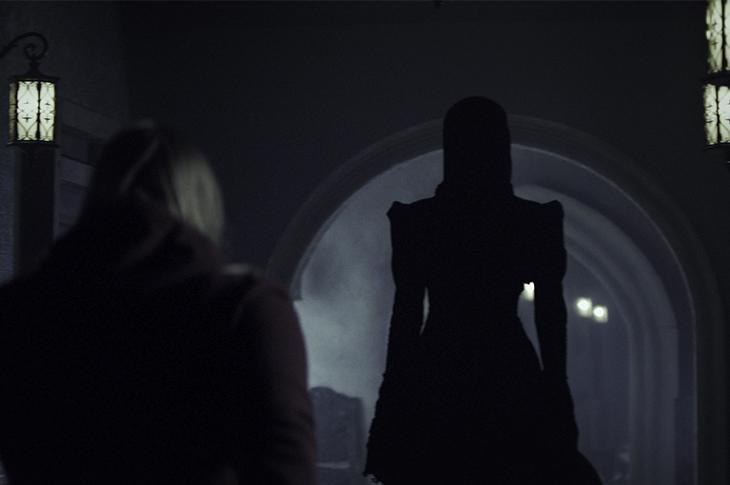Reina de Espadas - Queen of Spades