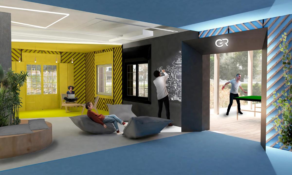 Habitaciones para gamers en Madrid de Gaming Residences.