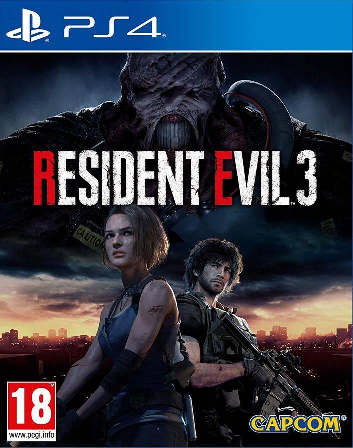 Resident Evil 2 y 3
