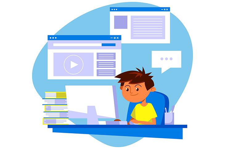 Revisión de la iniciativa Aprende en casa
