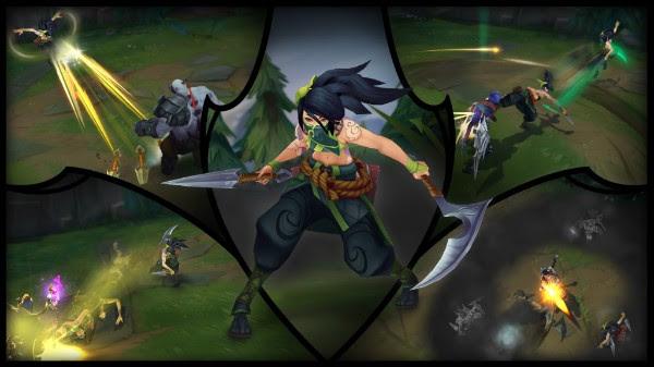 Rework de Akali, próximamente en League of Legends