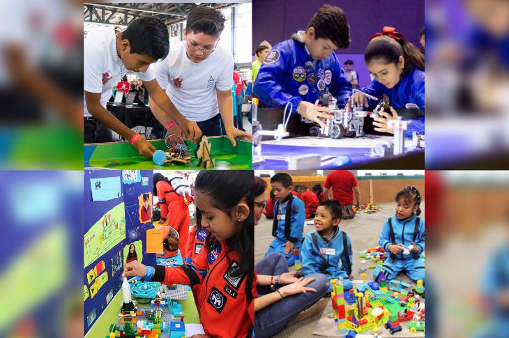 Robotix Faire 2019 Competencias
