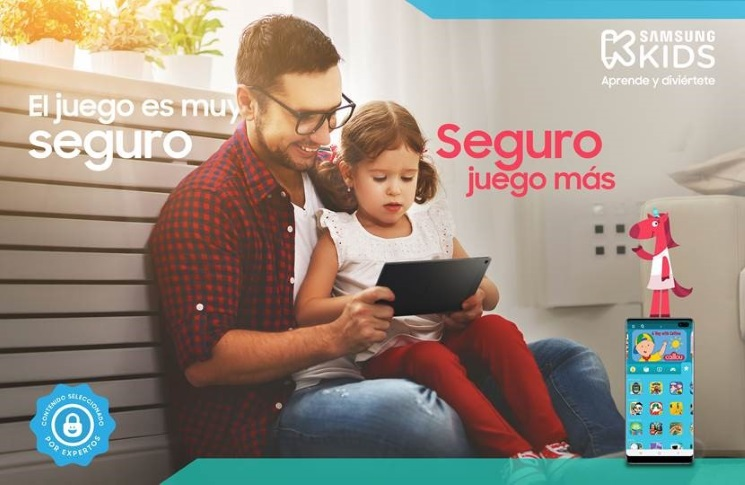 Samsung Kids trae a México el mejor contenido digital infantil