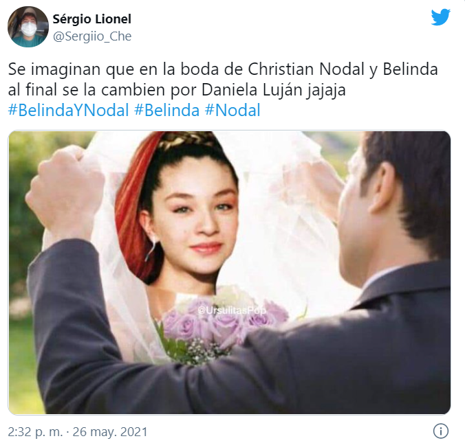 Memes de Belinda comprometida