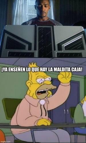 Memes de Falcon & Winter Soldier