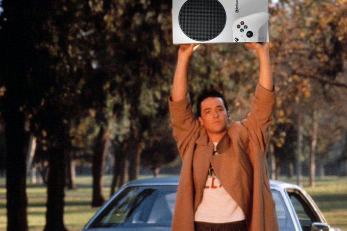 Memes de la presentación del Xbox Series S