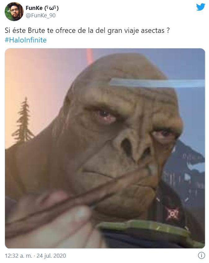 Memes de Halo Infinite