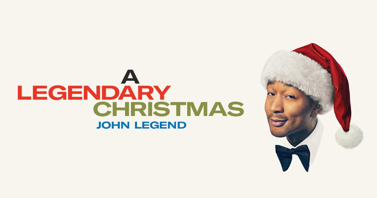 John Legend – A Legendary Christmas