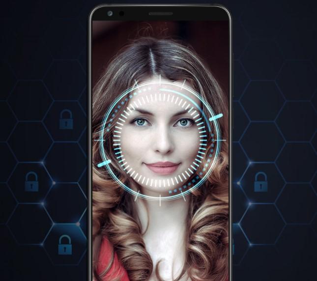 reconocimiento facial zte blade v9
