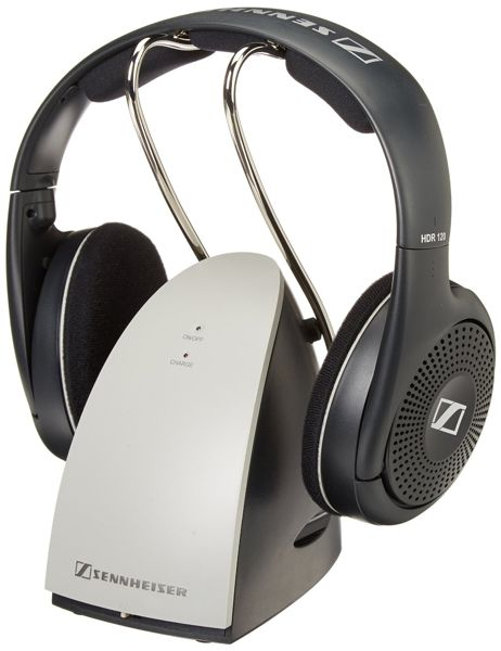Audífonos Sennheiser RS 120 RF Wireless Headphone System