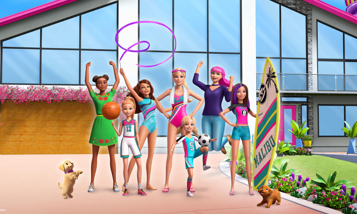Barbie Dreamhouse Adventures: Vamos, equipo Roberts - Temporada 2 Estreno: 1 de noviembre de 2020