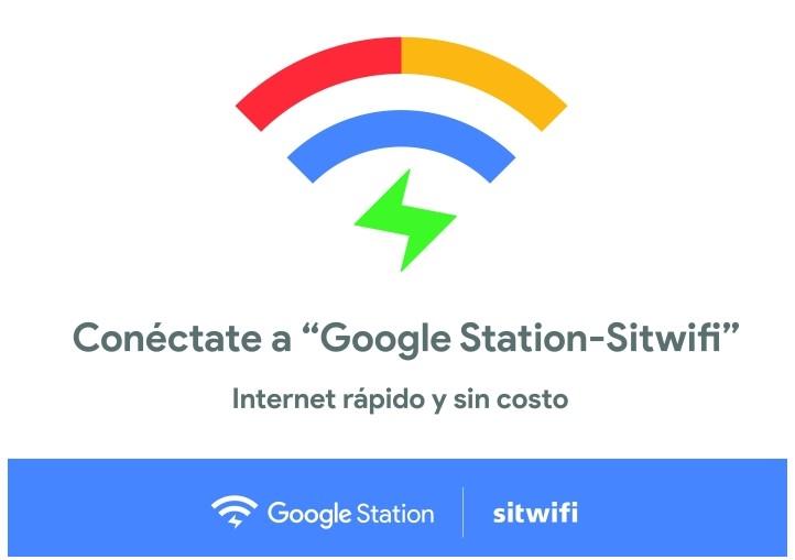 google sstation sitwifi