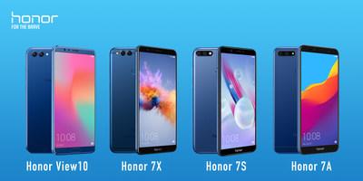 Smartphones Honor llegan a México