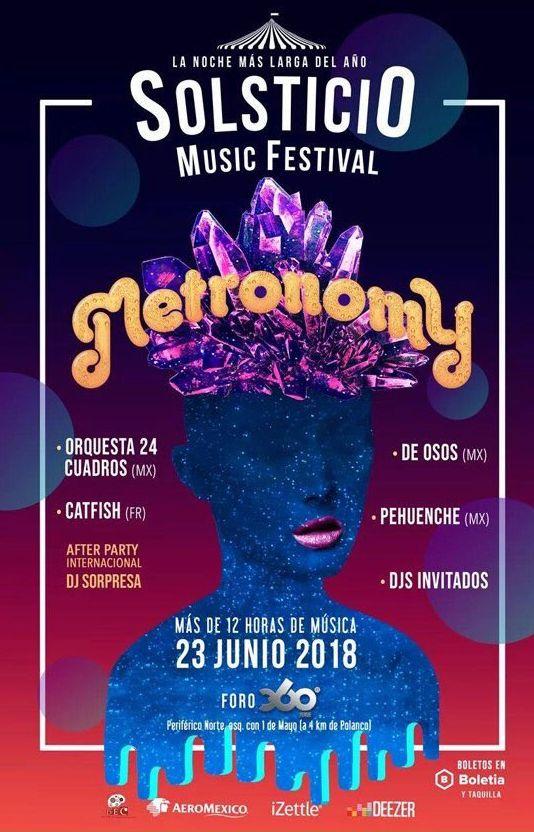 Solsticio Music Festival 2018 México