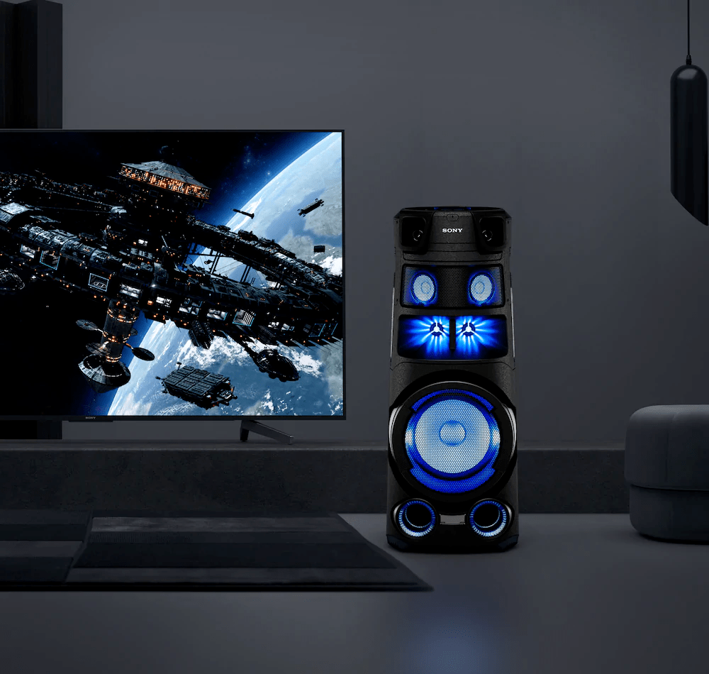 Sony Serie V: sistemas de audio al aire libre|PandaAncha.mx