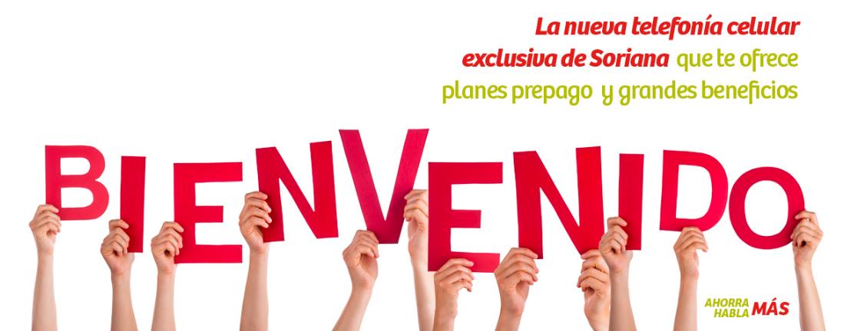 Publicidad Soriana móvil