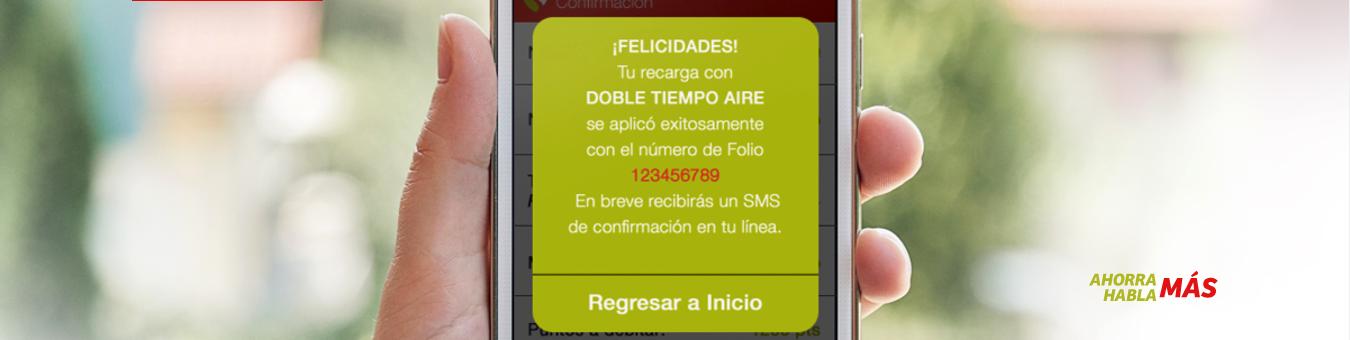 Recargas Soriana móvil