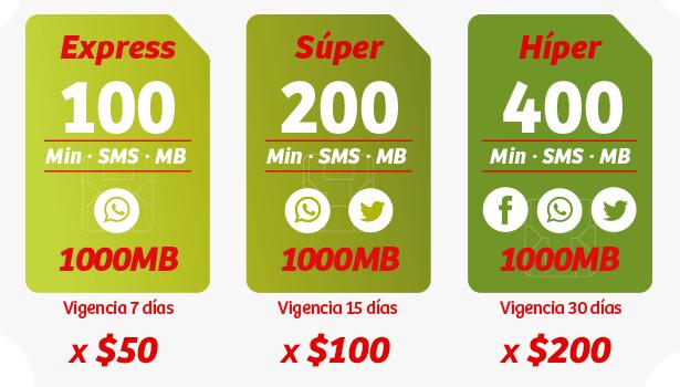 Planes Ahorra Más de Soriana móvil
