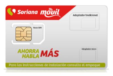 ¿Qué es Soriana móvil?