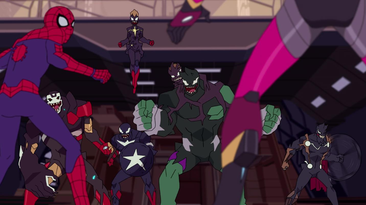 Marvel's Spider-Man: Maximum Venom, Temporada 1