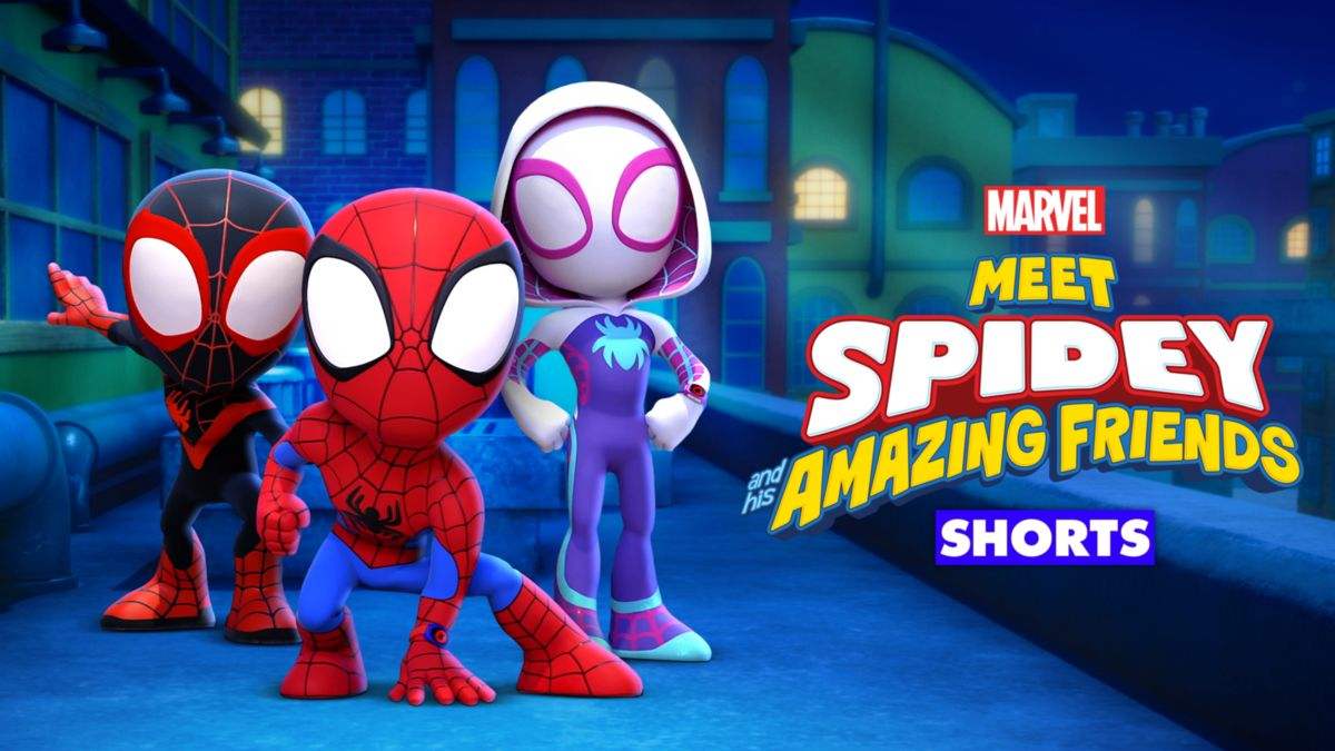 Spidey and his amazing friends, Temporada 1