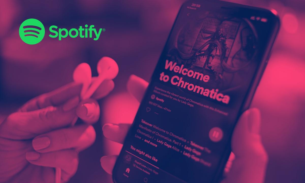 Spotify lidera musica en streaming en México | PandaAncha.mx