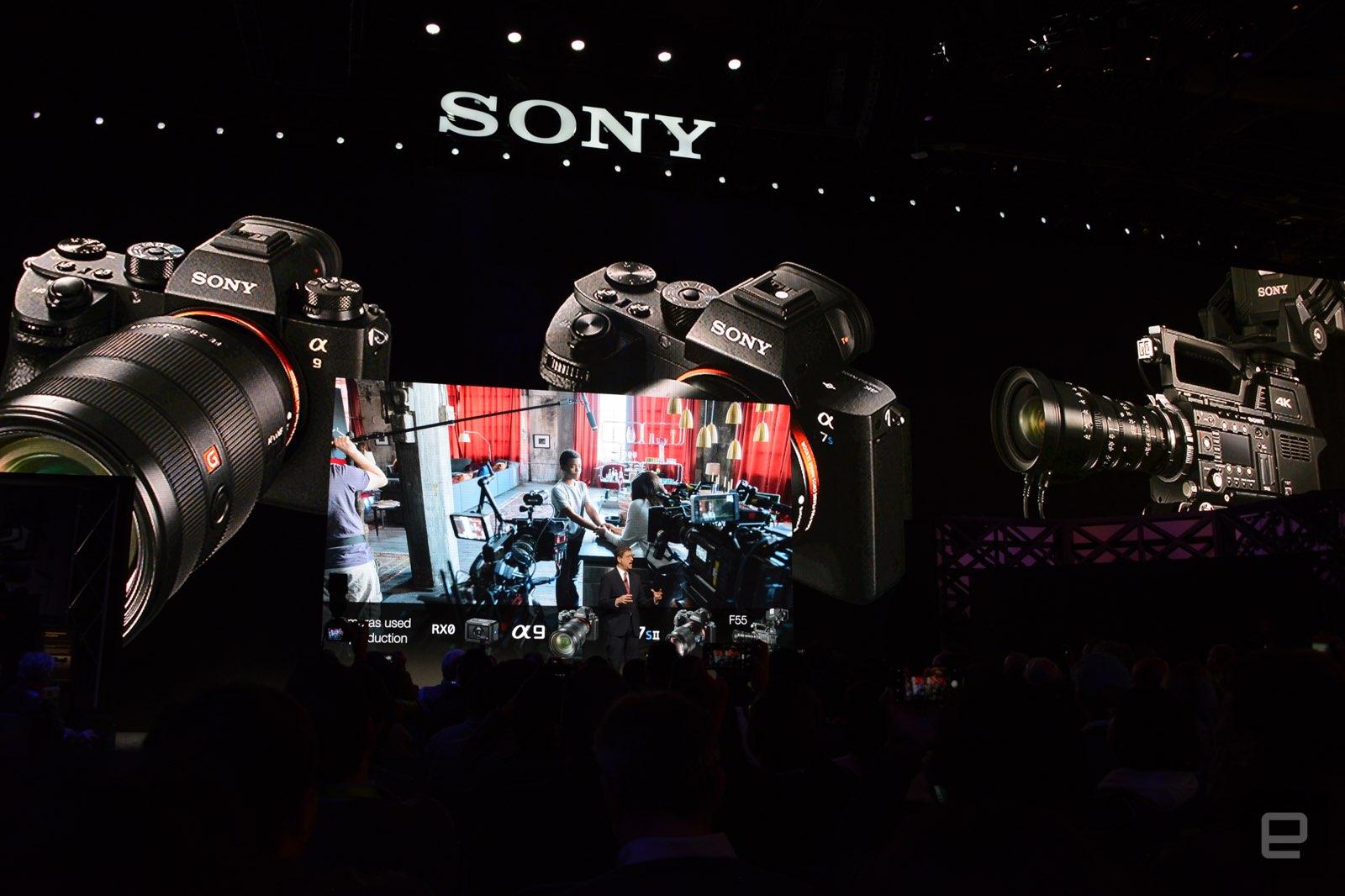 Sony Full Frame Serie 7 y 9