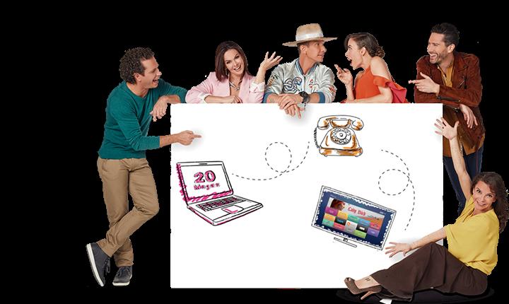 IzziTV XP promocional