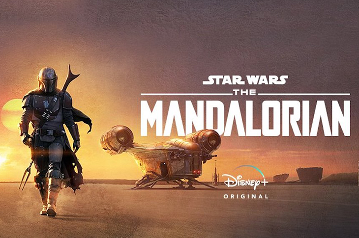 The Mandalorian de Star Wars en Disney Plus