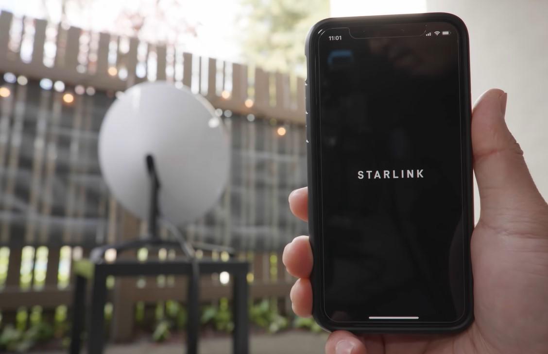 Starlink app