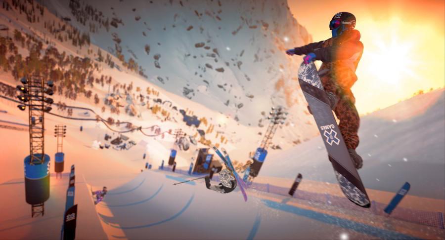 Steep X Games ya disponible para consolas y para Windows PC
