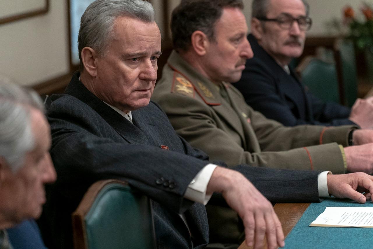 Stellan Skarsgård en Chernobyl
