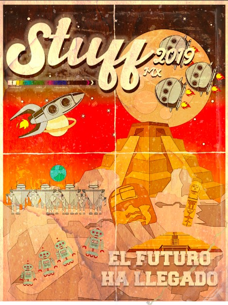 STUFF MX Film Festival 4ta. Edición