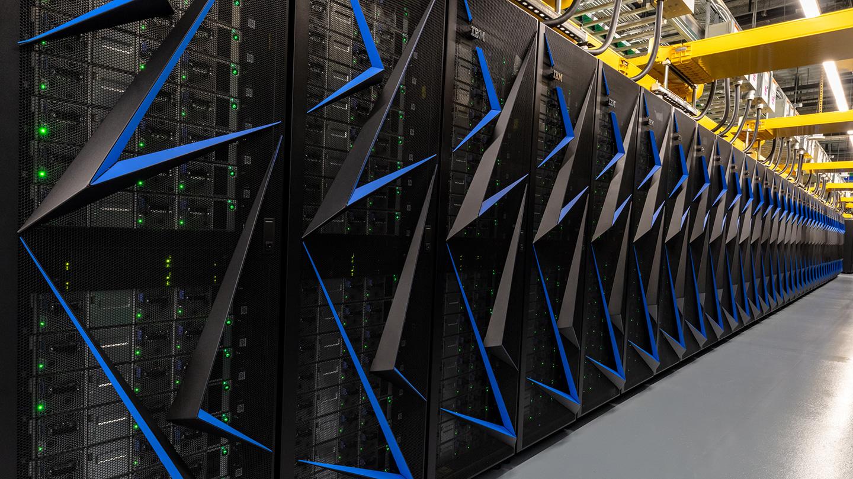 summit supercomputadora