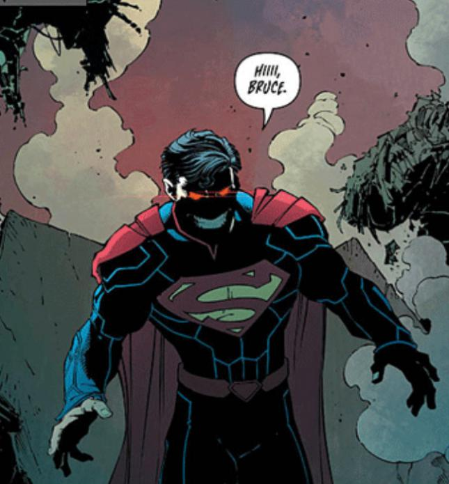 Superman en Batman Endgame