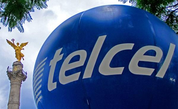 Preponderancia de Telcel en México