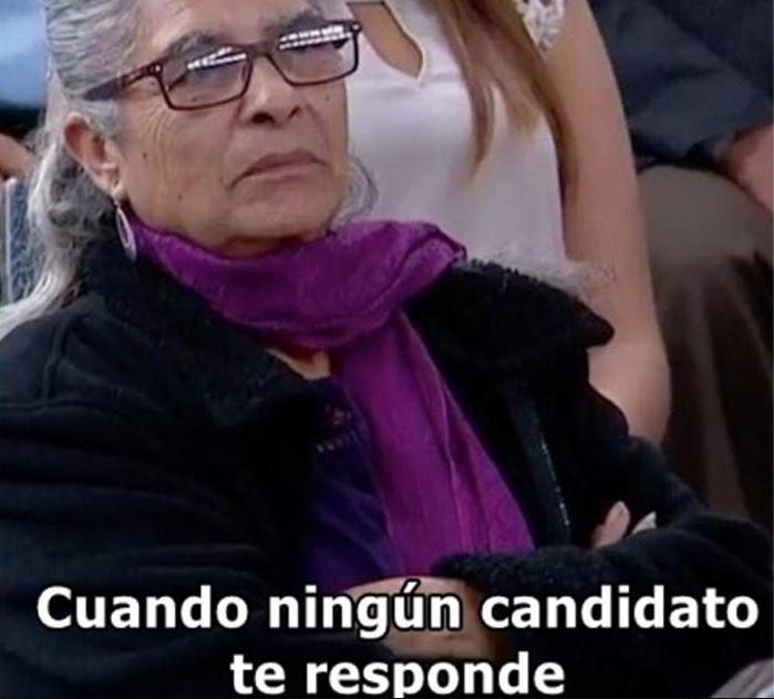 segundo debate memes