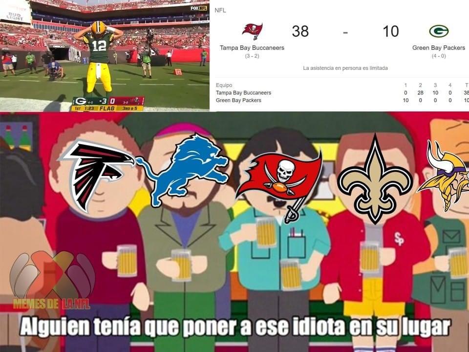 ImaMemes de la NFL, Semana 6gen